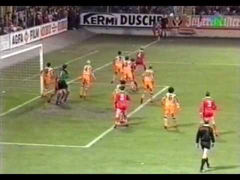 FC Kaiserslautern 3 - Barça 1 (Copa d'Europa 1991/1992)