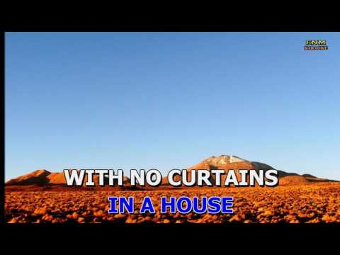 Alan Jackson | A House With No Curtains | Karaoke
