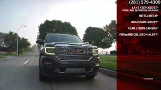 2017 GMC Sierra 1500 Safety West Point Buick GMC Houston and Katy TX