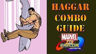 Video Marvel vs Capcom: Infinite - Haggar combo guide download MP3, 3GP, MP4, WEBM, AVI, FLV Januari 2018