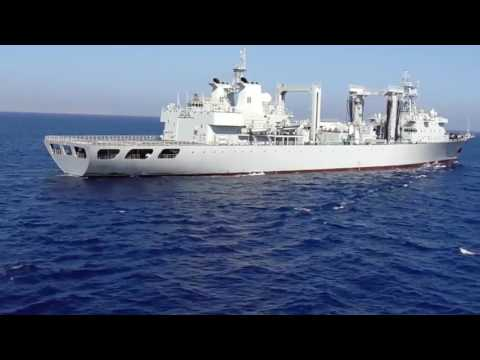 COOPERATION BETWEEN HELLENIC NAVY AND PLA NAVY