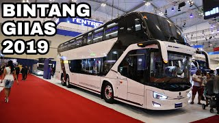 (GIIAS 2019) Review Bus Double Decker Tentrem Avante D2, Asli Mewah Banget!!!