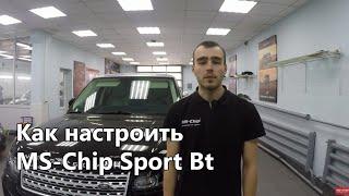 Видеоинструкция. MS-Chip Sport Bt