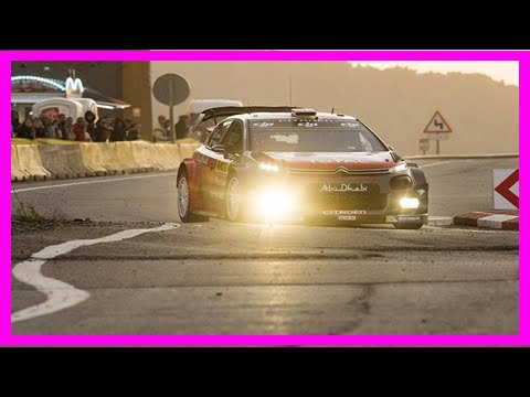Breaking News | Rally de espana 2017: day 3