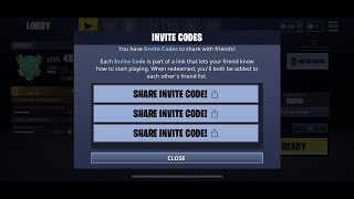 Fortnite Mobile Download Code Giveaway