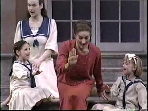 LAURA BENANTI in THE SOUND OF MUSIC: