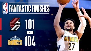 The Blazers and Nuggets Go Down to the Wire in Denver | January 22, 2018