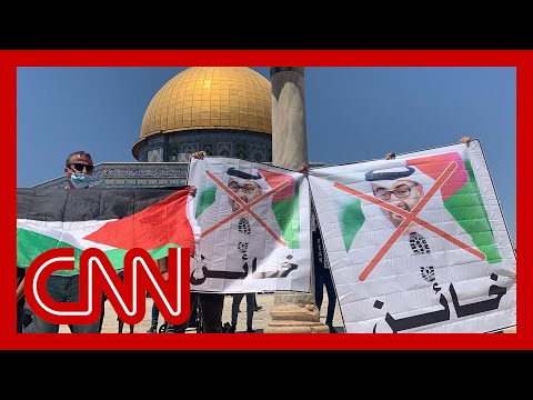 Palestinians express anger and despair over UAE-Israel peace deal