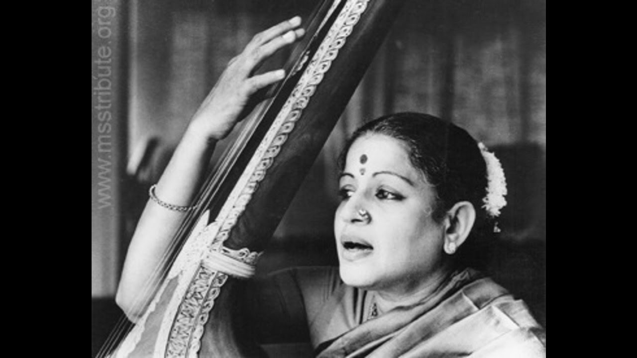 MS Subbulakshmi-RagamThanamPallavi-Kharaharapriya