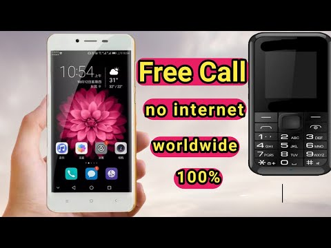 Free CALL No Need Internet Worldwide (tagalog)