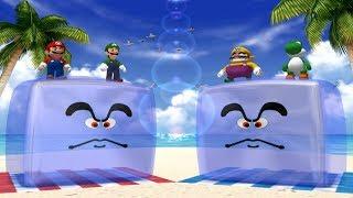 Mario Party 4 - All 2-vs-2 Minigames