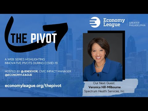 The Pivot:#19 Running Towards the Fire with Veronica Hill-Milborne, President & CEO, Spectrum Health