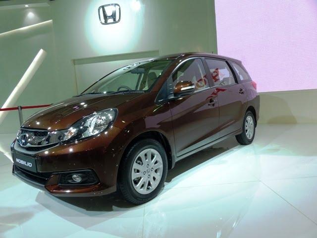 Honda Mobilio MPV 2014 India - AutoPortal
