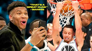 "NBA ""Best of All-Star Dunks!"" MOMENTS"