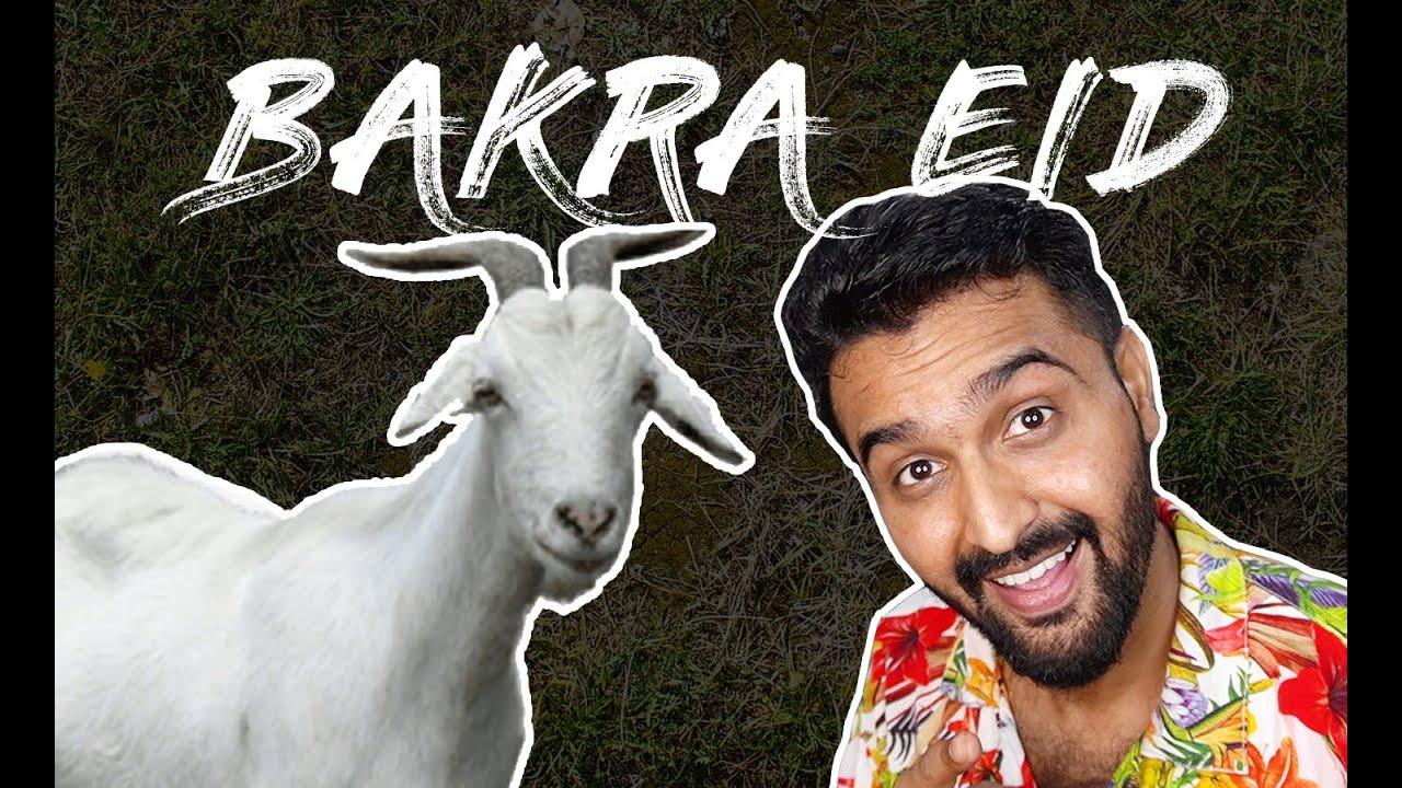 EVERY BAKRA EID EVER | AWESAMO SPEAKS