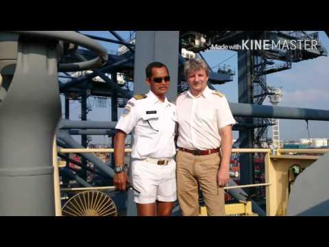 My job as Marine Pilot