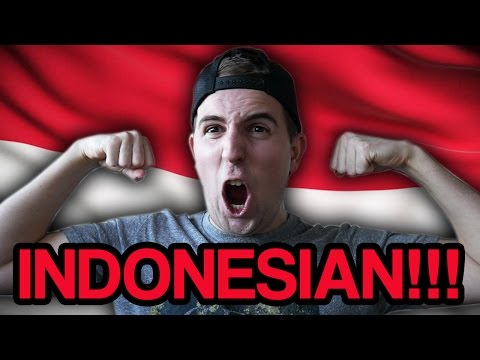 I SPEAK INDONESIAN!!! (Having Fun!)