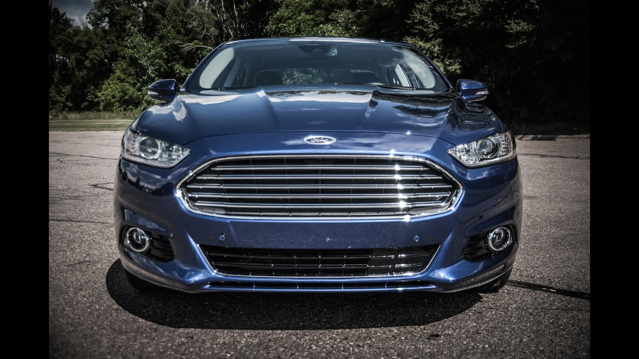 reviewed 2014 ford fusion hybrid a must drive hybrid youtube. Black Bedroom Furniture Sets. Home Design Ideas
