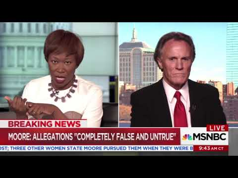AM Joy: Frank Schaeffer GOES OFF on Roy Moore, Trump & fake Christians who support them
