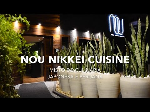 Roteiros - Nou Nikkei Cuisine