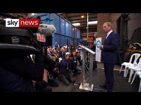 UKIP or Brexit Party? Dilemma for Leave voters
