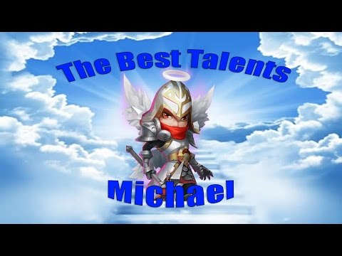 The Best Talents For Michael