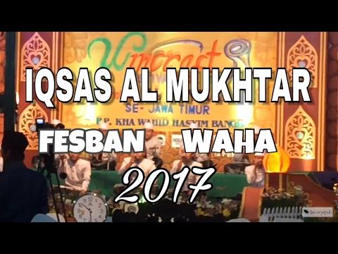 IQSAS AL MUKHTAR fesban WAHA 2017