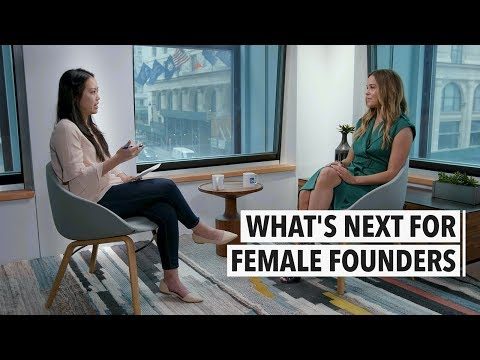 Kathleen Griffith: What's Next For Female Founders - YouTube