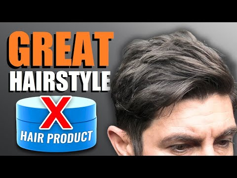 6 Quick Tips For a BETTER Hairstyle WITHOUT Styling Products! (MUST TRY)