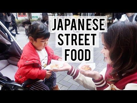 BEST JAPANESE STREET FOOD IN OSAKA