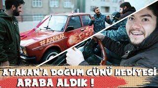 ATAKAN'A DOĞUM GÜNÜ HEDİYESİ ARABA ALDIK!
