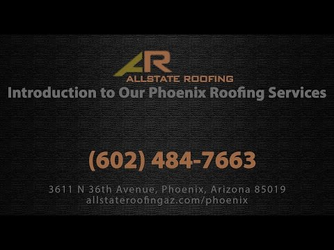 Allstate Roofing Inc - Phoenix Roofing Services