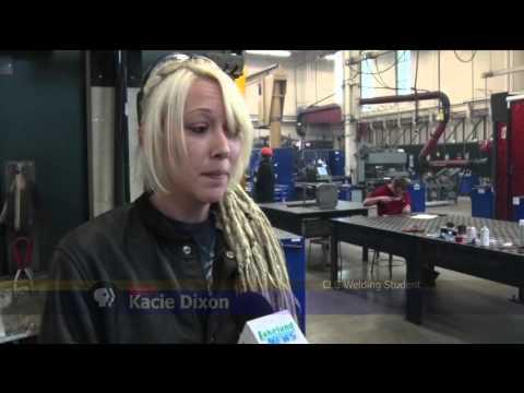 Women in Welding - Lakeland News at Ten - November 23, 2015