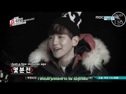 EXO's Showtime - The Horror House
