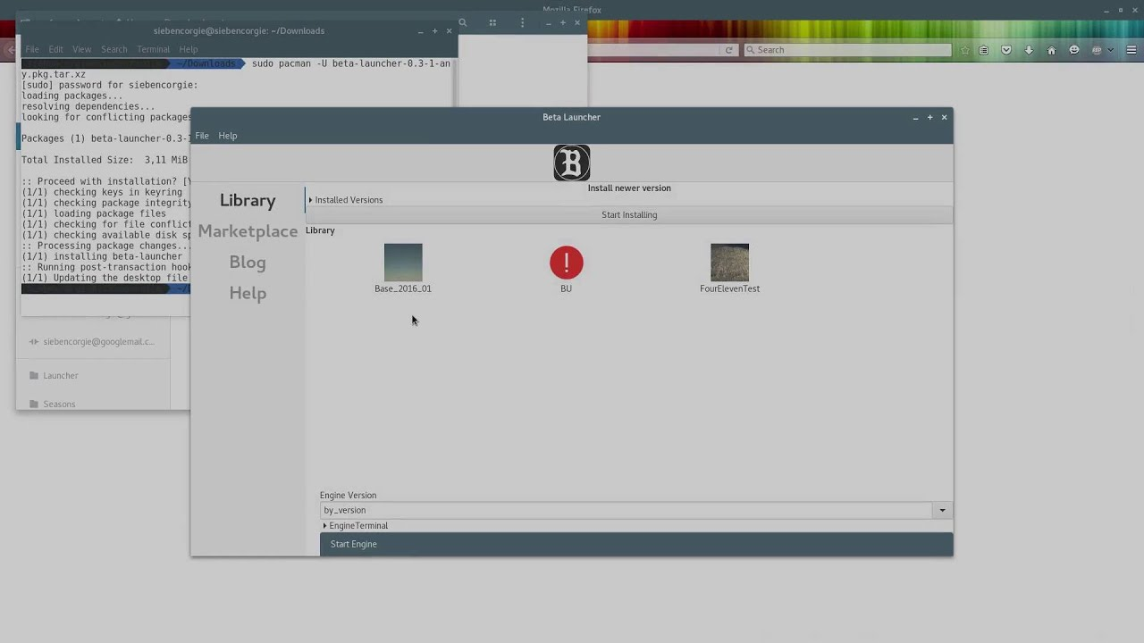 Beta-Launcher for Linux - Unreal Engine Forums