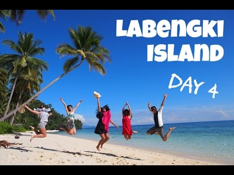 Day 4 - Relaxing and Tanning at Labengki Island