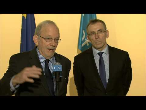 Tony Lake Tells ICP South Sudan Army Use of UNICEF Backpacks Is Outrageous: Follow Through?