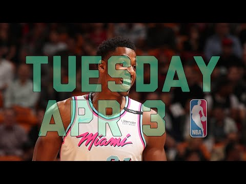 NBA Daily Show: Apr. 3 - The Starters