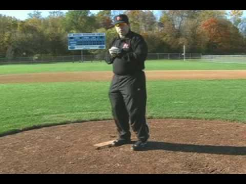 Umpire Training - Balks - What is a Stop?