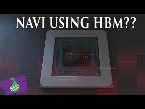 How Big Can Navi Get?!