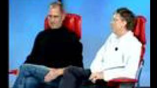 Steve Jobs and Bill Gates Together: Part 1