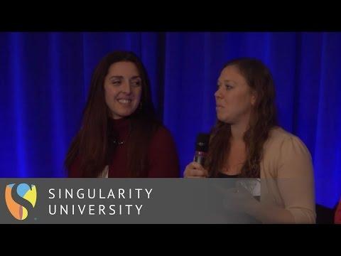 Entrepreneurship Panel | CROWDFUNDxWomen | Singularity University