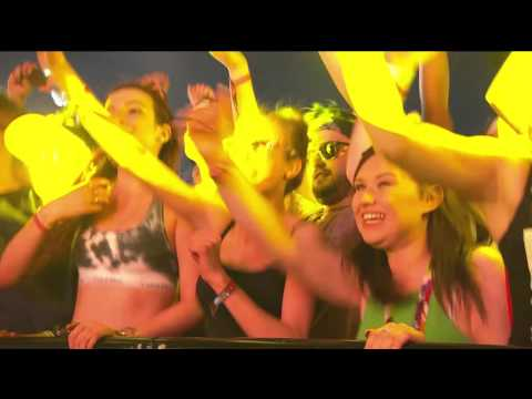 Dannic live at Creamfields 2015, Revealed Stage 28-08-2015