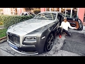 ROLLS ROYCE DELIVERY / MAILTIME   VLOG 313