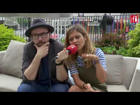 Le duo folk Coco Méliès en interview (38ème édition du Festival International de Jazz de Montréal)