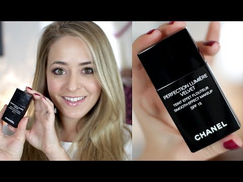 Chanel Perfection Lumiere VELVET Review! | Fleur De Force