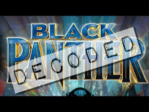 Black Panther Decoded