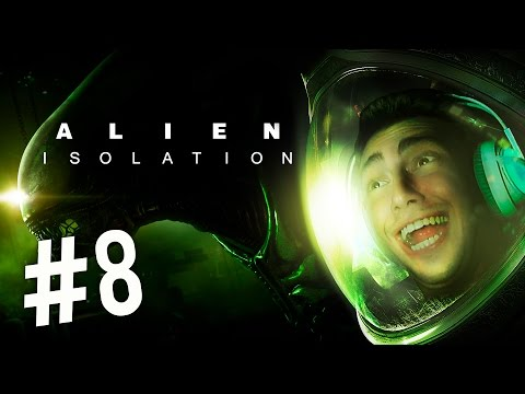 ALIEN: ISOLATION - TENSÃO TOTAL! - Parte 8