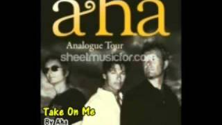 Take On Me by Aha - Original Version