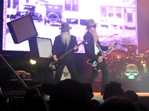 ZZTop At Mississippi Valley Fair